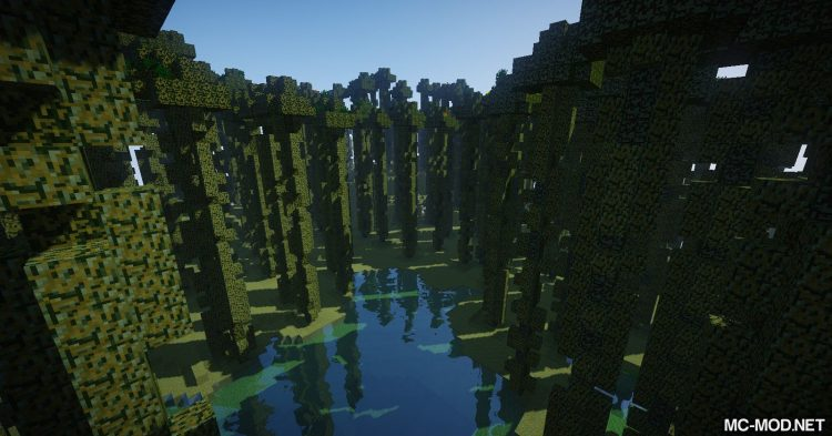 The Emerald Haven mod for Minecraft (7)