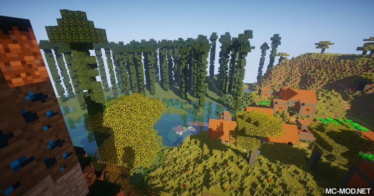 The Emerald Haven mod for Minecraft (9)