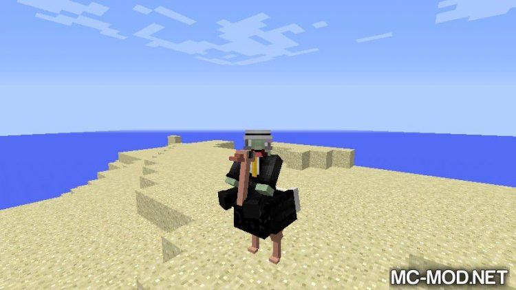 The Fauna Amplification mod for minecraft 02