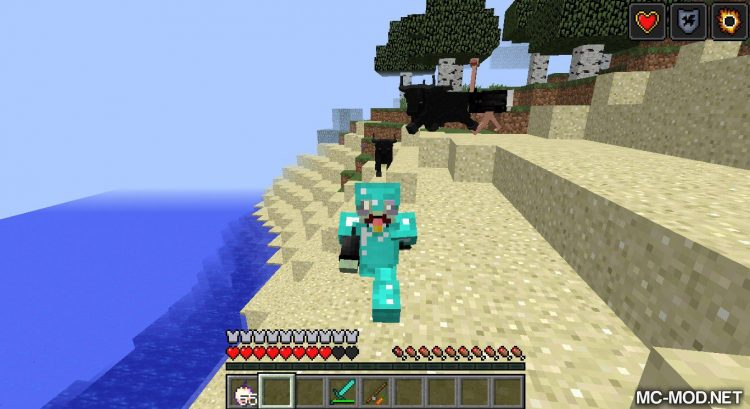 The Fauna Amplification mod for minecraft 05