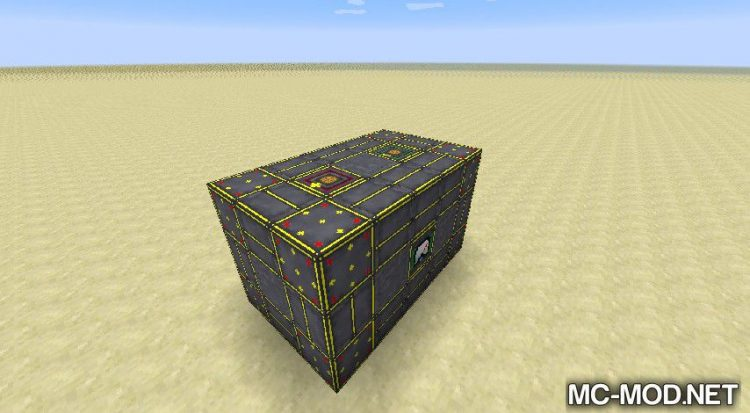 Zetta Industries mod for minecraft 05