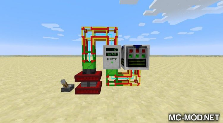 Zetta Industries mod for minecraft 06
