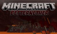 BetterNether mod for Minecraft logo