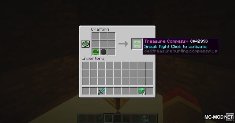 Ced_s Treasure Hunting mod for Minecraft (12)