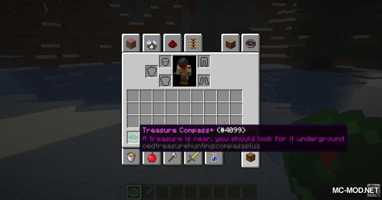 Ced_s Treasure Hunting mod for Minecraft (14)