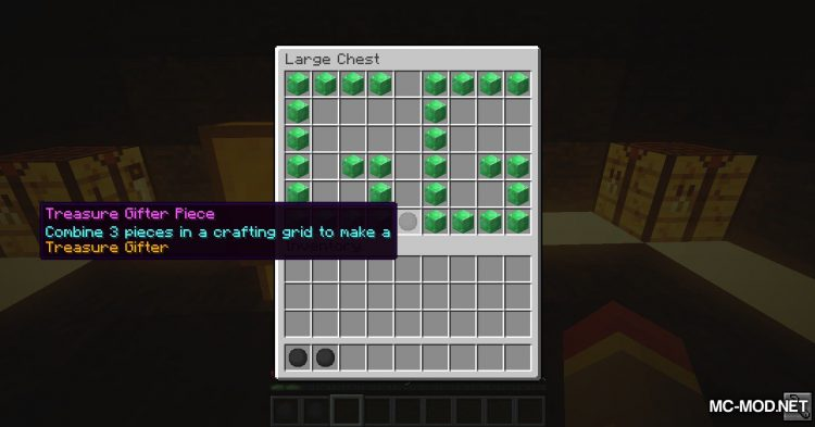 Ced_s Treasure Hunting mod for Minecraft (18)