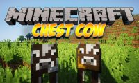 Chest Cow mod for Minecraft logo