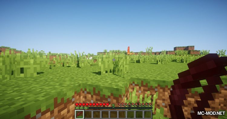 Master Weapons mod for Minecraft (2)