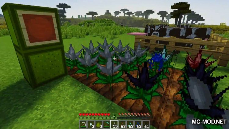 Mystical Agradditions mod for minecraft 04