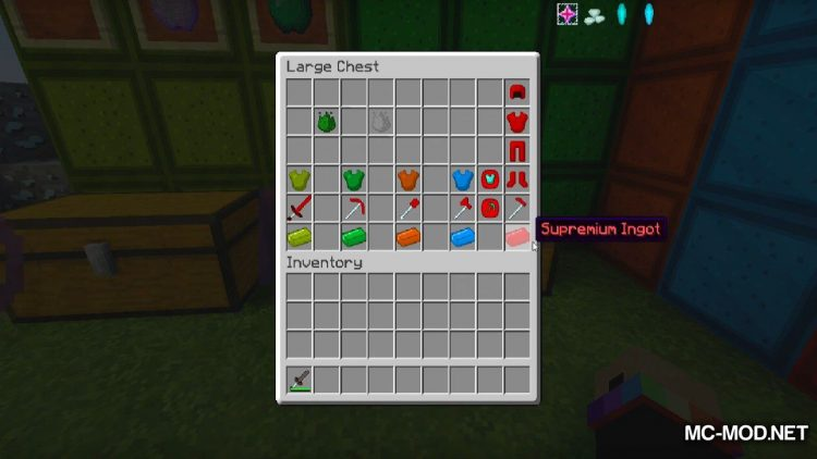 Mystical Agradditions mod for minecraft 08
