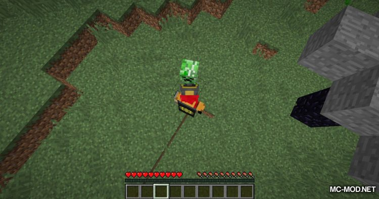 Opposite Dimensions mod for Minecraft (7)