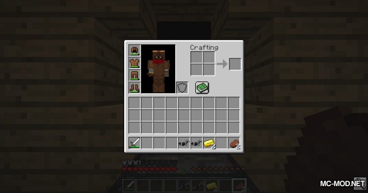 Pendant of Life mod for Minecraft (7)