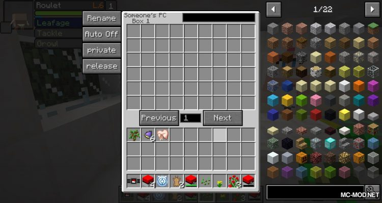 Pokecube AIO mod for minecraft 14