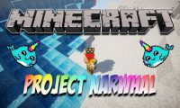 Project Narwhal mod for Minecraft logo