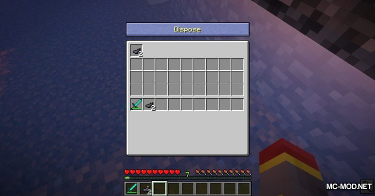 RPGLoot mod for Minecraft (10)