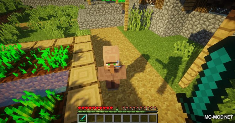 RPGLoot mod for Minecraft (5)