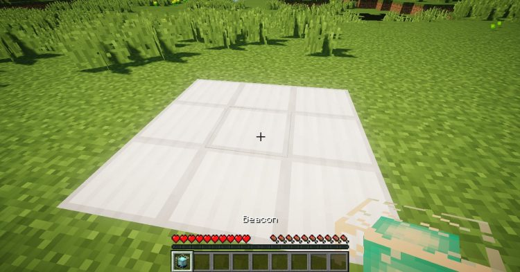 Spawn Preventing Beacon mod for Minecraft (4)