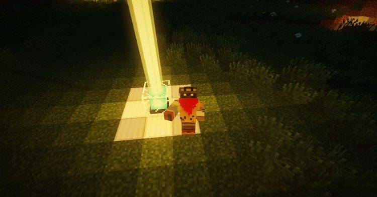 Spawn Preventing Beacon mod for Minecraft (9)