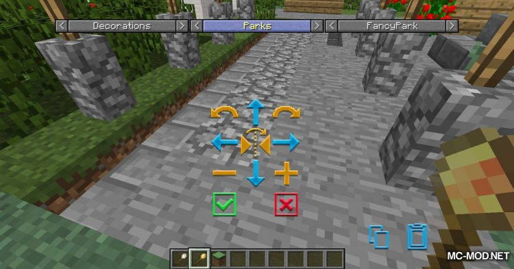 Structurize mod for Minecraft (12)