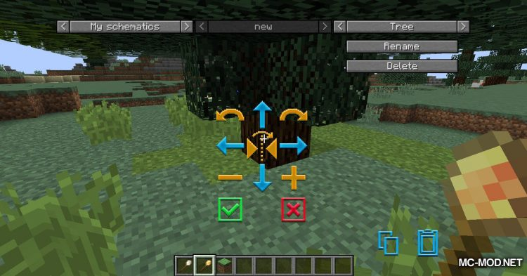 Structurize mod for Minecraft (9)