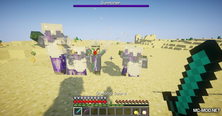 The Summoner mod for Minecraft (18)