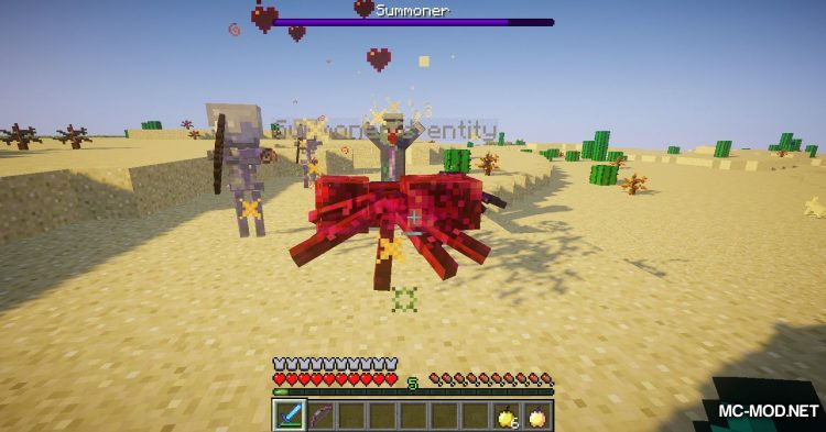 The Summoner mod for Minecraft (19)