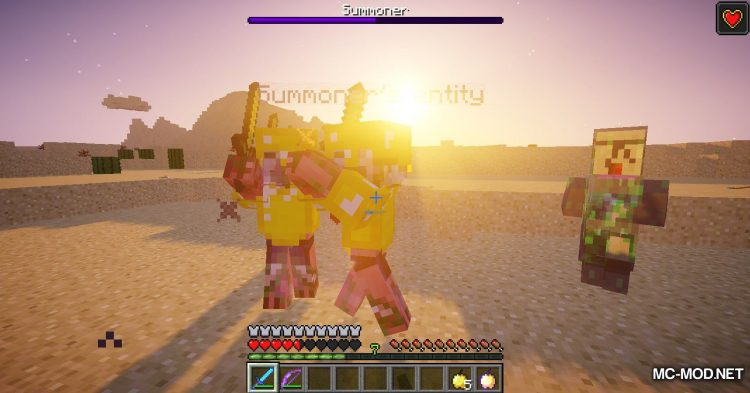The Summoner mod for Minecraft (21)