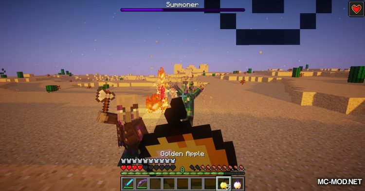The Summoner mod for Minecraft (22)
