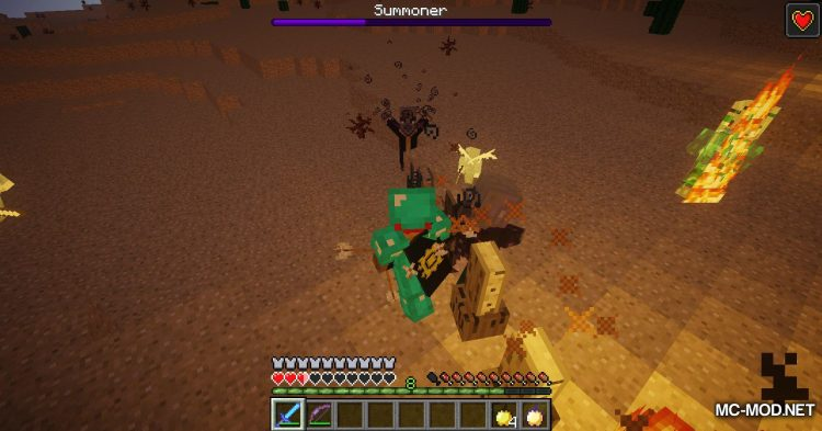 The Summoner mod for Minecraft (23)