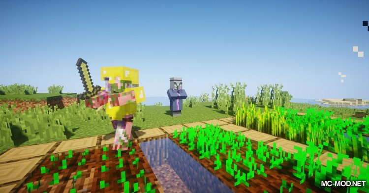 The Summoner mod for Minecraft (3)