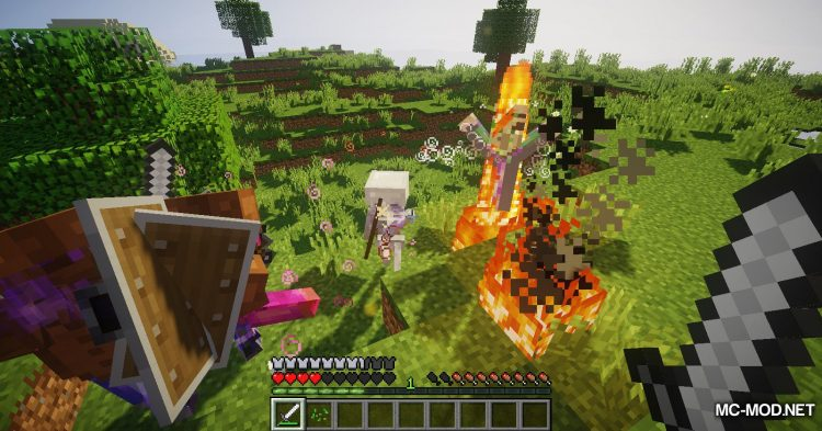 The Summoner mod for Minecraft (8)