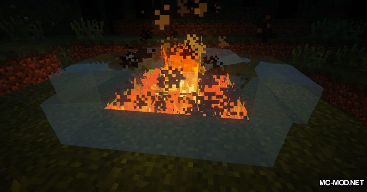Wooden Furnace mod for Minecraft (10)