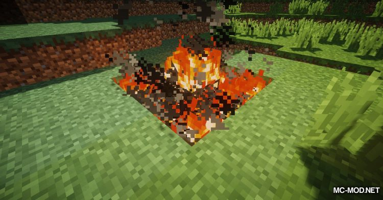 Wooden Furnace mod for Minecraft (8)