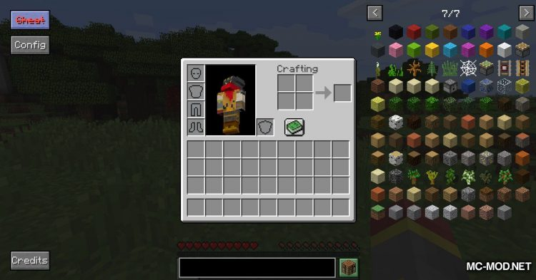 Roughly Enough Items mod for Minecraft (10)