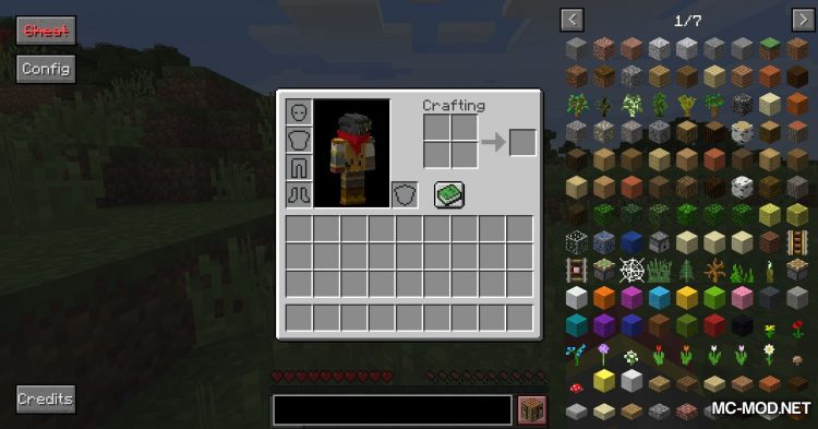 Roughly Enough Items mod for Minecraft (3)