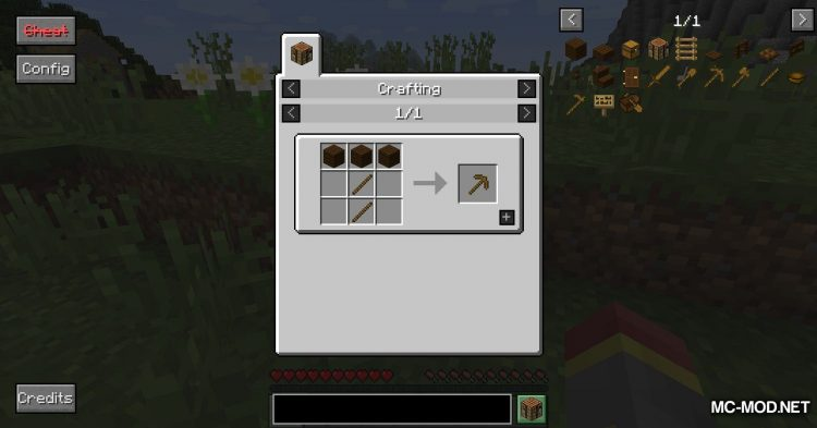 Roughly Enough Items mod for Minecraft (6)