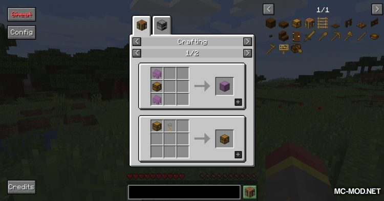 Roughly Enough Items mod for Minecraft (7)