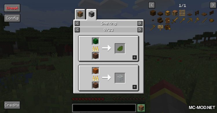 Roughly Enough Items mod for Minecraft (9)