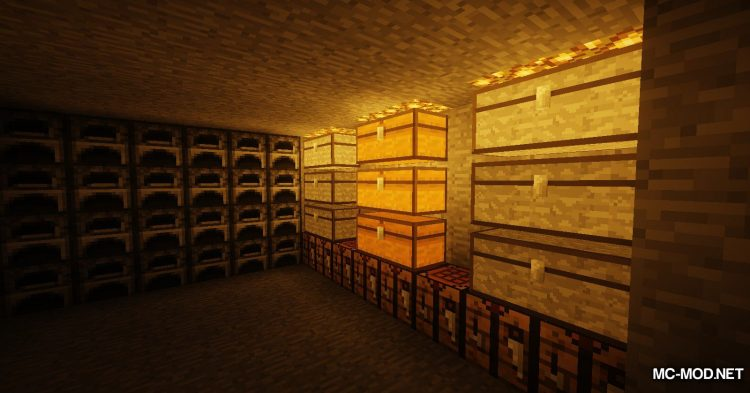 Stone Chest mod for Minecraft (12)