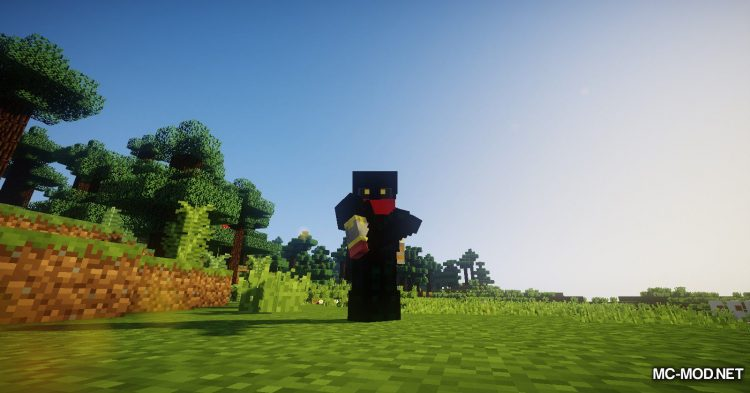 Carbonado Ore mod for Minecraft (12)