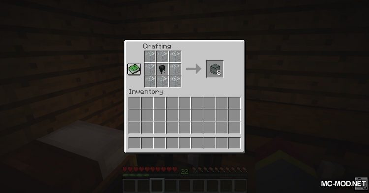 Carbonado Ore mod for Minecraft (18)