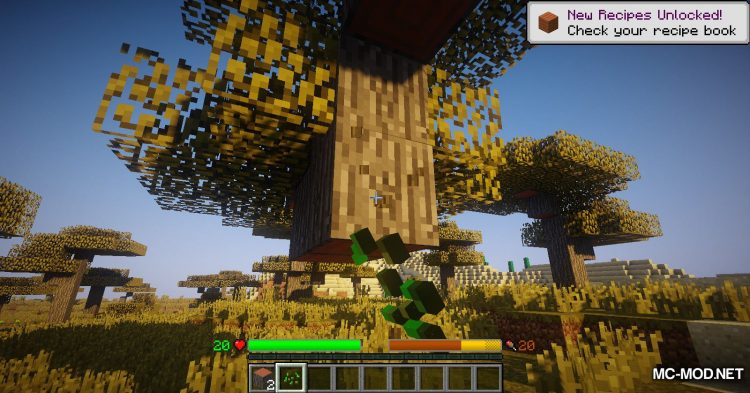 Classic Bars mod for Minecraft (5)