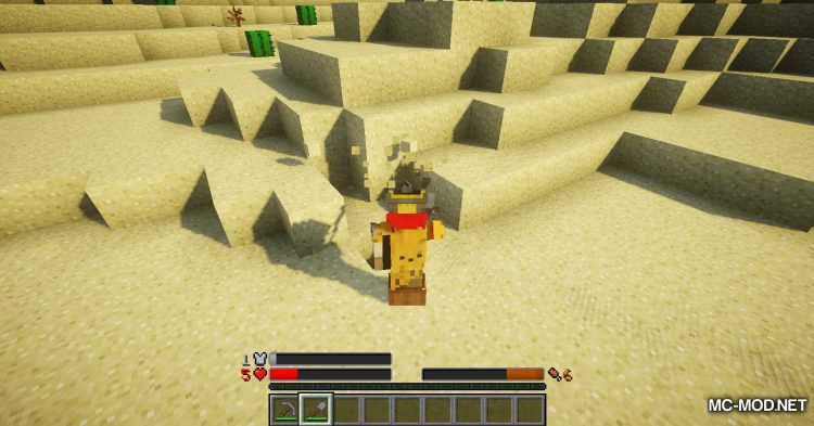 Classic Bars mod for Minecraft (8)