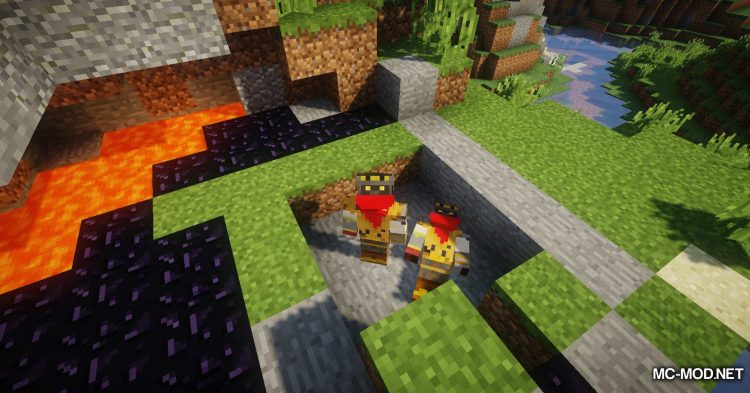 Corpse mod for Minecraft (8)
