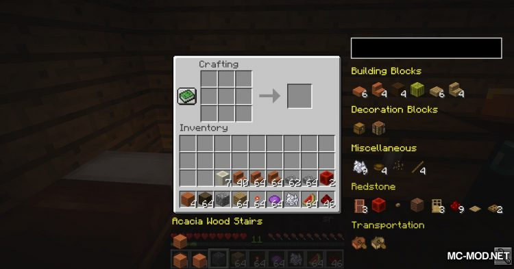 EasierCrafting mod for Minecraft (10)