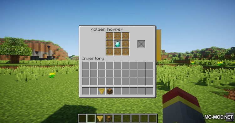 ExtendedItemTransport mod for Minecraft (16)