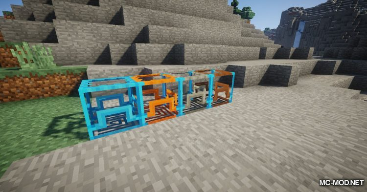 Iron Shulker Boxes mod for Minecraft (16)