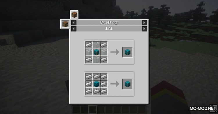 Iron Shulker Boxes mod for Minecraft (5)