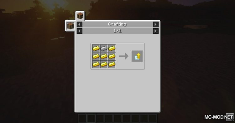 Iron Shulker Boxes mod for Minecraft (8)