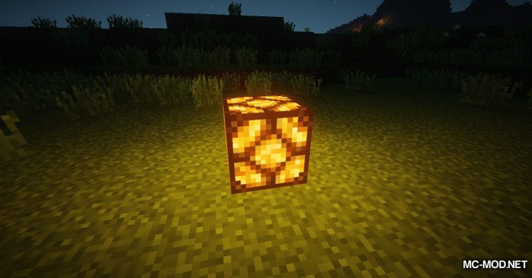 Lamp Block mod for Minecraft (3)